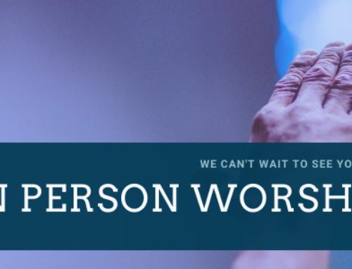 Covid-19 Worship Service Protocol